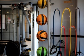 Centurion Union Fitness Center-Equipment