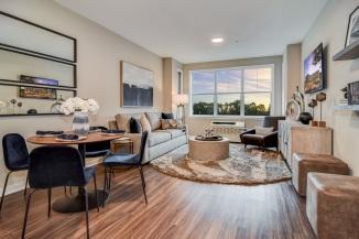 Centurion Union Living Room- Model